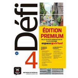 Defi 4 Podręcznik Premium LEKTORKLETT - praca zbiorwa - książka (opr. broszurowa)