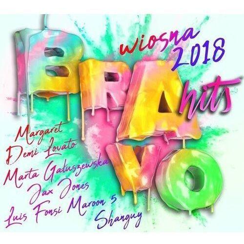 Pozostała muzyka rozrywkowa, BRAVO HITS WIOSNA 2018 - Różni Wykonawcy (Płyta CD)