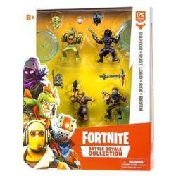 Figurki Fortnite 4-pak z akcesoriami Legendarny Squad + GRATIS na Dzień Dziecka!!