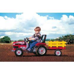 Traktorek z przyczepą Peg Perego Diesel Tractor