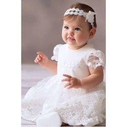 Sukienka niemowlęca do chrztu 6K40CD Oferta ważna tylko do 2031-05-20