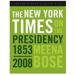 The New York Times on the Presidency (opr. twarda)
