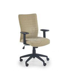 Fotel pracowniczy Halmar Limbo beżowy - gwarancja bezpiecznych zakupów - WYSYŁKA 24H