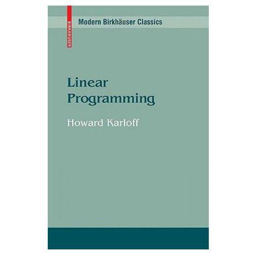 Książki do nauki języka, Linear Programming 2e (opr. miękka)