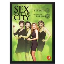 Tv Series - Sex And The City S3