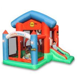 HappyHop - interaktywny dmuchany domek - Happy House