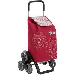 Gimi Kosz na zakupy Tris Floral, czerwony