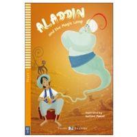 Książki do nauki języka, Young Eli Readers - Aladdin and the Magic Lamp + CD Audio (opr. miękka)
