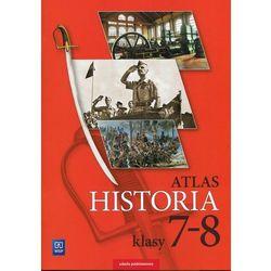 Historia Atlas 7-8 - WSiP (opr. miękka)