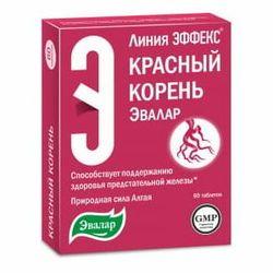 Czerwony korzeń w tabletkach 60 tab.
