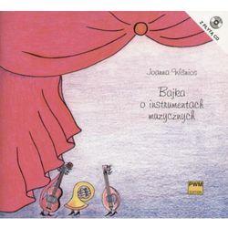 Bajka o instrumentach muzycznych + CD (opr. broszurowa)