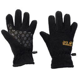 Jack Wolfskin Rękawiczki pięciopalcowe black