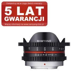 Samyang 7.5mm T3.8 UMC Fish-eye Micro 4/3