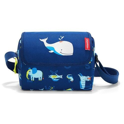 Torebki dziecięce, Torebka dla dzieci Everydaybag kids abc Reisenthel niebieska (RIF4066)