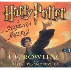 Harry Potter i Insygnia Śmierci CD mp3 (audiobook) (opr. twarda)