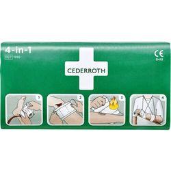 Zestaw do tamowana krwi Cederroth 4-in-1
