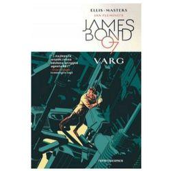 James Bond Warg - Masters Jason, Warren Ellis (opr. twarda)