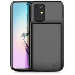 TECH-PROTECT BATTERY Etui z baterią 6000mAh do Samsung Galaxy S20+ PLUS czarne
