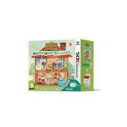 Animal Crossing Happy Home Designer + Karta + NFC 3DS