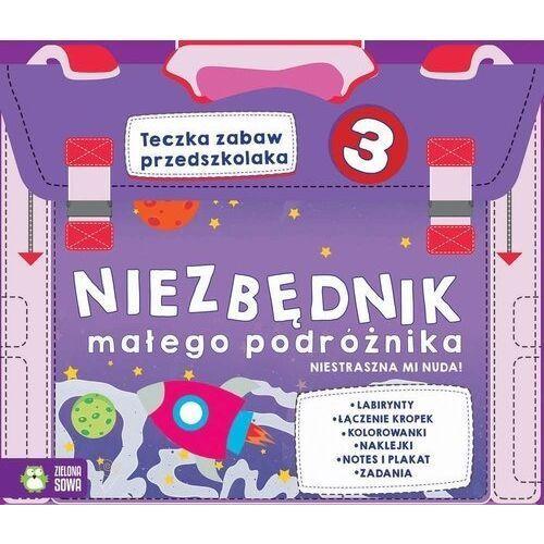Książki dla dzieci, Niezbędnik małego podróżnika 3 - Praca zbiorowa