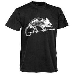 t-shirt Helikon szkielet kameleona czarny (TS-SKC-CO-01)