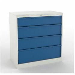 Szafa narzędziowa z 4 szufladami SZW 301 do warsztatu na klucz