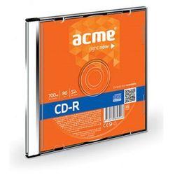 CD-R ACME 700MB 1szt.- natychmiastowa wysyłka, ponad 4000 punktów odbioru!