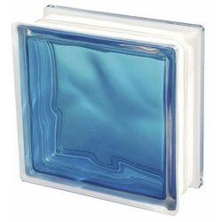 Pustak szklany Seves 1908 WBB niebieski