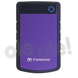 Transcend StoreJet H3P 2TB USB 3.0 (fioletowy)