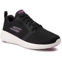 Buty SKECHERS - Go Run 600 15098/BKPK Black/Pink