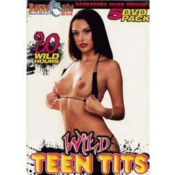 DVD-WILD TEEN TITS 5 DVD PACK