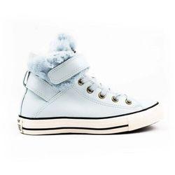 buty CONVERSE - Chuck Taylor All Star Brea Baby Blue (BABY BLUE) rozmiar: 35