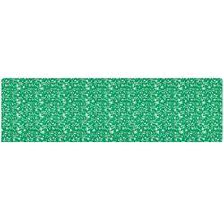 Bieżnik Zora zielony, 40 x 140 cm