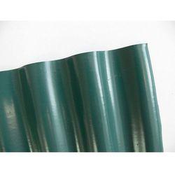 Obrzeża ogrodowe faliste – krawężnik 9x0,20m zielony
