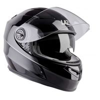 Kaski motocyklowe, Kask Lazer Bayamo Czarny Metalik XL