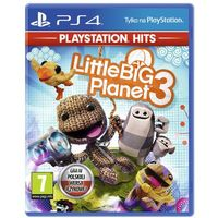 Gry na PlayStation 4, Little Big Planet 3 (PS4)