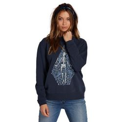 bluza VOLCOM - Sound Check Fleece Sea Navy (SNV) rozmiar: S