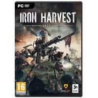 Gry PC, Iron Harvest (PC)