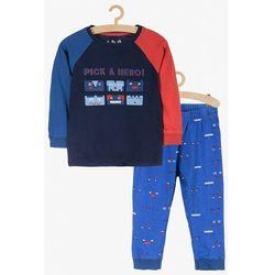 Pidżama chłopięca 1W3902 Oferta ważna tylko do 2024-01-10