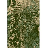 Dywany, Dywan Agnella Basic Jungle Ciemny Zielony 80x150