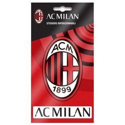 Naklejka zdejmowalna AC Milan 11x19 cm