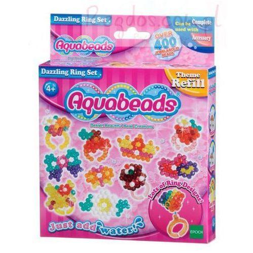 Pozostałe zabawki, Aquabeads Olśniewające pierścionki
