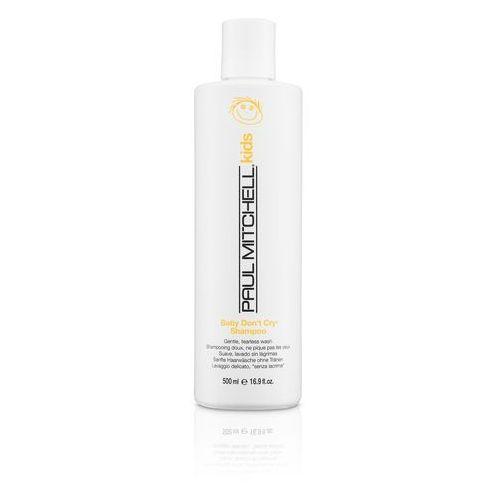 Szampony i odżywki dla dzieci, Paul Mitchell Kids Baby Don't Cry Shampoo - szampon do włosów dla dzieci 500ml