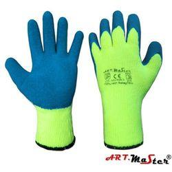 Rękawice ochronne ocieplane z termicznej akrylowej dzianiny Rdrag7Win kat II 10