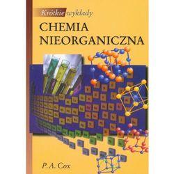 Krótkie wykłady Chemia nieorganiczna (opr. miękka)