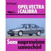 Biblioteka motoryzacji, Opel Vectra i Calibra (opr. broszurowa)