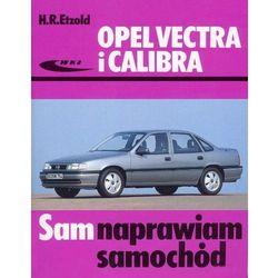 Opel Vectra i Calibra (opr. broszurowa)