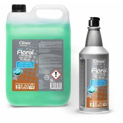 Floral Ocean Clinex 1L - Uniwersalny płyn do mycia podłóg