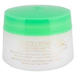 Collistar Special Perfect Body Anticellulite Draining Gel-Mud cellulit i rozstępy 400 ml dla kobiet