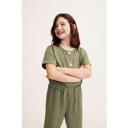 Mango Kids - Kombinezon dziecięcy Vego 110-164 cm